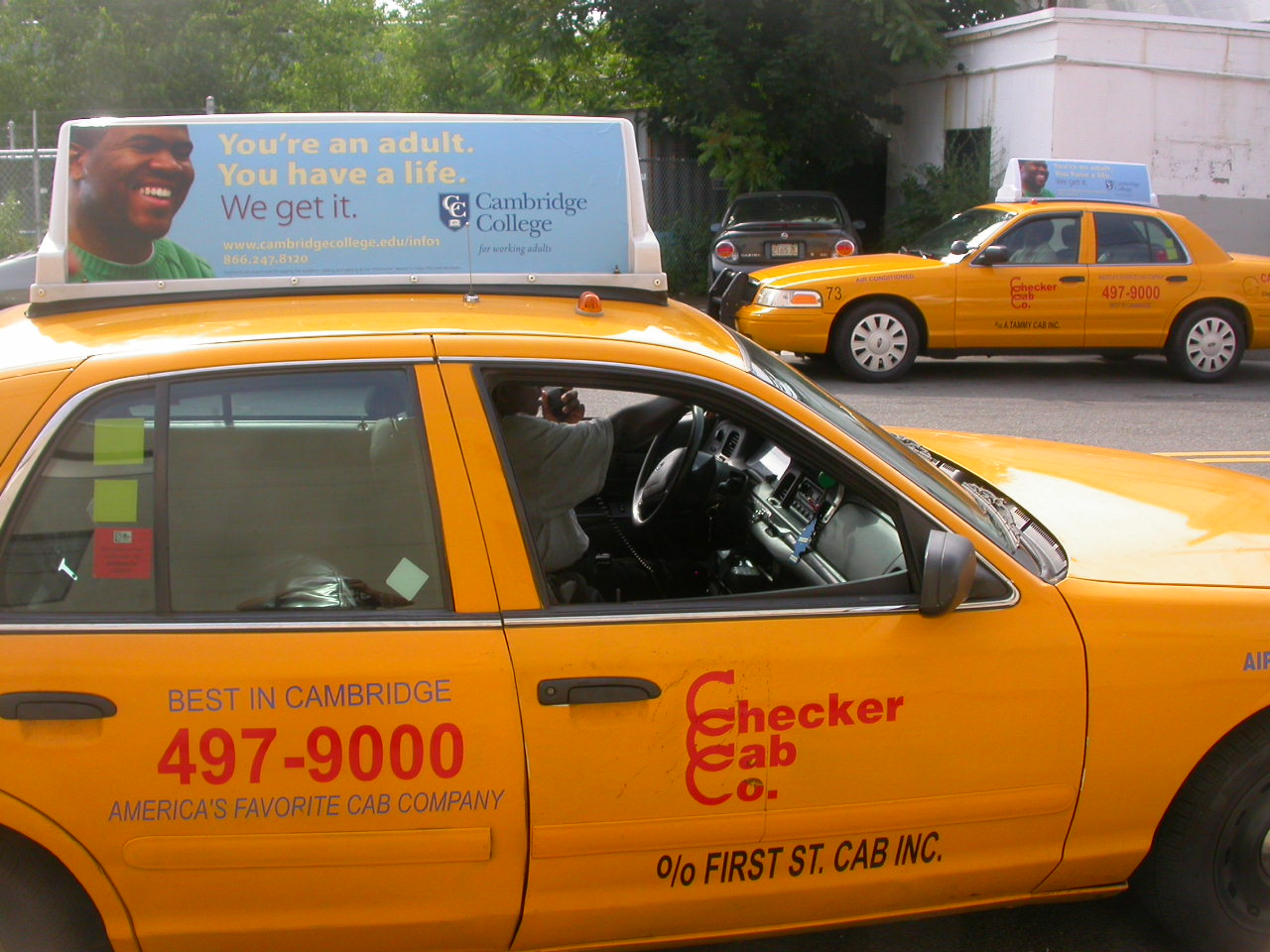 taxi advertising in boston ma billboard connection. Black Bedroom Furniture Sets. Home Design Ideas