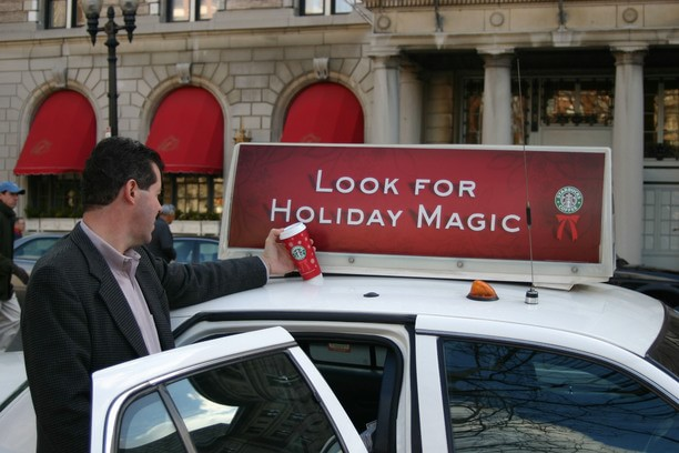 Taxi Advertising in Boston – Why it Works