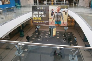 Mall Advertising Banner