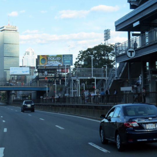 Amica Insurance Billboard Campaign – Boston, MA