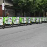 Pedicab Advertising, Rickshaw Advertising, Bike Taxi Advertising, Boston MA