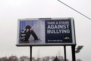 Antibullying Billboard Campaign in Massachusetts