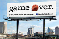 Pro Bono Campaign Aims to Keep the Kings in Sacramento