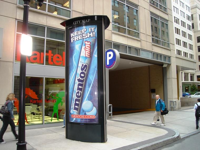 Street Media Advertising, Boston MA